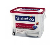Sniezka white latex MAX 5 литров