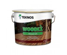 Teknos Woodex Wood Oil 2,7 l бесцветный