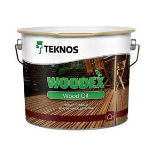 Teknos Woodex Wood Oil 2,7 l Коричневый