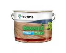 Teknos WOODEX Aqua Wood Oil 2.7 L бесцветный